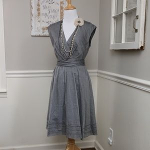 Gorgeous Nine West Gray Dress 6